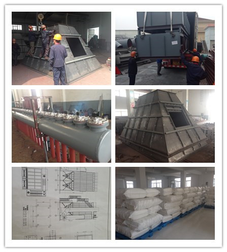 Replacement Bag House Filter Dust Collector With Polyester filter bag 5000- 30000 m3/h Air Flow