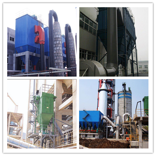 High efficiency Industrial Dust Collector for Material Mixing / Blending / Batching