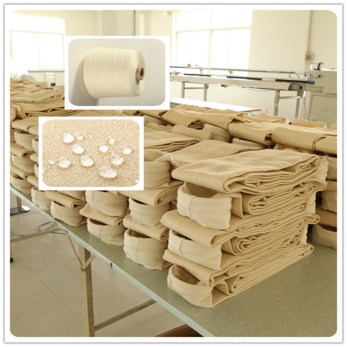 High Efficiency Dust Removing Nomex Dust Collector Filter Bags for Smoke Filter