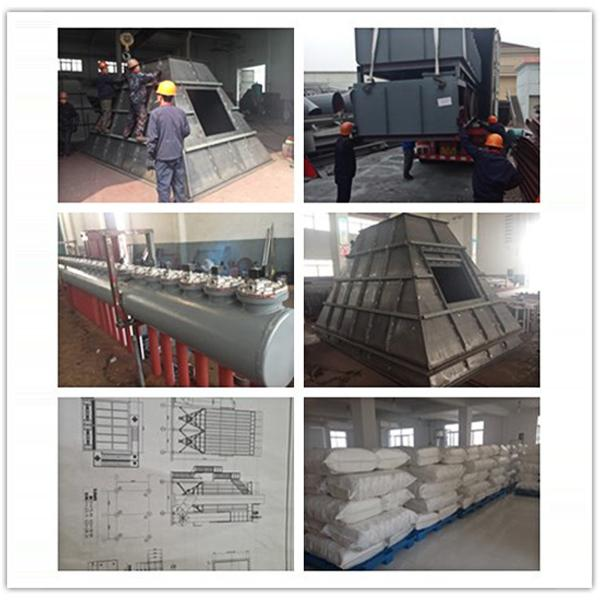 Bag Filter Dust Extraction Systems For Industrial Asphalt Mixing / Mining / Crushing