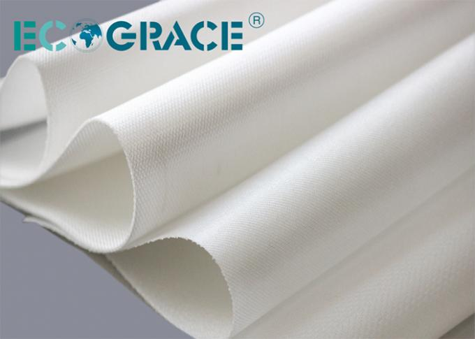 ECOGRACE  Fabric Filter Press Cloth PP / PE sludge Dewatering Micron Water Filtation
