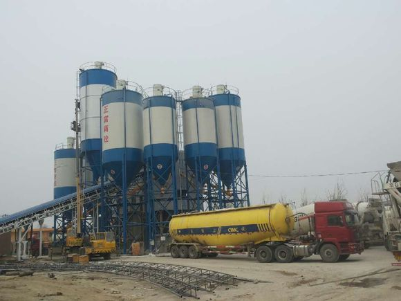 Coal Bunker Concrete Plant Silo Filter / dust collector machine <50 mg / M3