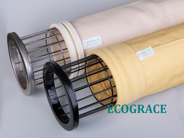 China High Temperature Industrial Teflon PTFE Filter Bags for Dust Collector supplier