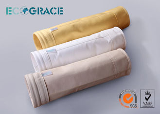 China Aramid Nomex Needle Felt Dedusting Filter Bags for Dust Collector supplier