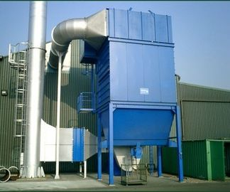 China High Temperature Baghouse Pulse Jet Bag Filter Dust Collector For Cement Plant supplier