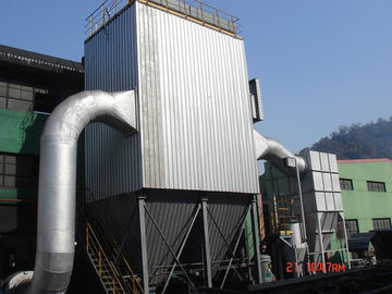 China Dust Collector Pulse Controller  Induction Furnace Dust Extractor supplier