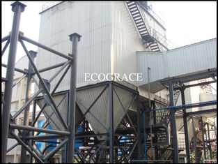 China Automatic Bag Filter Dust Collector Equipment With High Collection Efficiency supplier