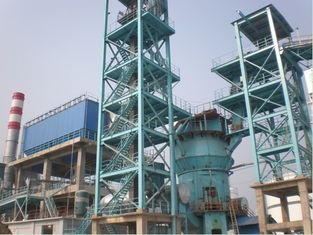 China Polyester PTFE Filter Bag Dust Collector Equipment For Cement Vertical Mill supplier
