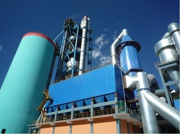China Cement Kiln Air Bag Dust Collector Equipment With P84 PTFE Filter Bag Type supplier