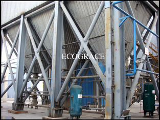 China Baghouse Dust Collector Equipment , Cement Mill Bag Filter Dust Collector supplier