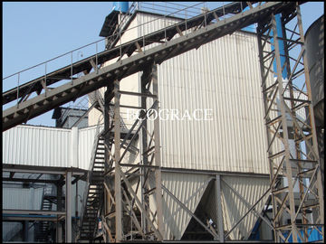 China Reverse Pulse Jet Cement Mill Bag Filter Dust Collector In Baghouse supplier