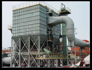 China Thermal Power Plant Bag House Dust Collector High Temperature Gas Filter supplier