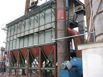 China Power Generation Plant Dust Collector Equipment , Industrial Bag Filter Dust Collector  supplier