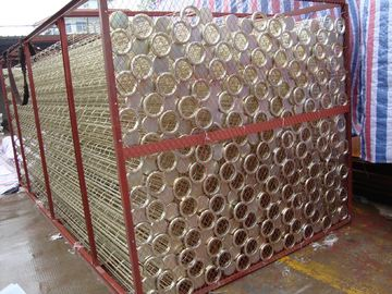 China Stainless Steel Dust Collector Cages With Venture In Power Generation Plant supplier