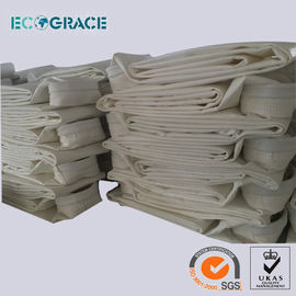 China Anti - Static Industrial Polyester Filter Bags For Dust Collector System supplier