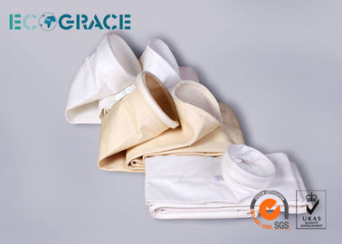 China Homo Nonwoven Fabric Acrylic Filter Bags In Smoke And Gas Filtration supplier