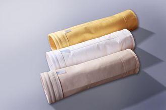 China High Efficiency Modification PPS Ryton Dust Collector Filter Bags Cloth Heat Resistant supplier