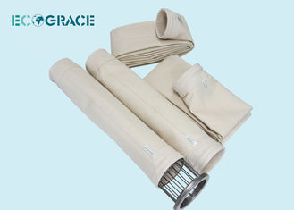China 16 oz PPS Ryton Filtration Felt Dust Collector Filter Bags Power Plant Filter Bag supplier
