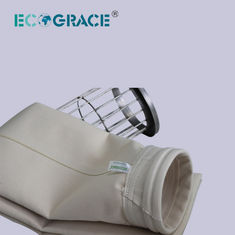 China Coal Fired Power Stations Filter Media Ryton Filter Bags / PPS 554 CS31 Bag Filter supplier
