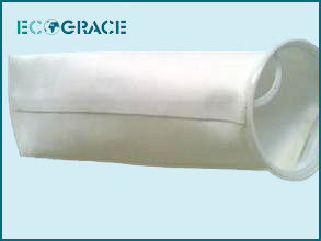 China 1 Micron Filter Bag Polyester Felt  / Liquid Filter Bags Size 7'' x 17''  Water Filter supplier