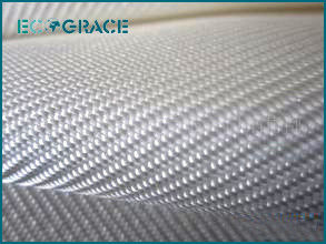 China Vertical Disc Filter Leaf Filter Cloth Material Alumina / Aluminum Oxide Filter Fabric PP 40 micron supplier