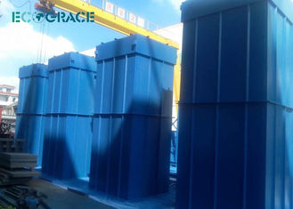 China Bag Filter  Industrial dust collector for Foundry  / Metallurgy / Metal Scrap Melting Furnace supplier