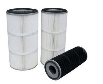 China Industrial efficiencies silo dust collector Cartridges longest filter life supplier