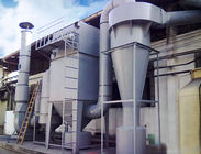 China Cyclone Dust Collector Portable Pulse Jet Bag Filter Clinker / Pulse Jet Fabric Filter factory