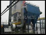 China High Efficiency Dust Collector Equipment For Chemical Industry / Waste Incinerator factory