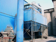 China Baghouse Pulse Jet Dust Collector Equipment For Cement Mill / Woodworking factory