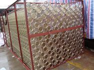 China Stainless Steel Dust Collector Cages With Venture In Power Generation Plant factory