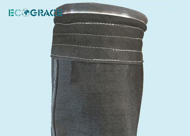 China 1/3 Twill weaving Dust Collector Filter Socks Non Ferrous Metal Smelting Filter System factory
