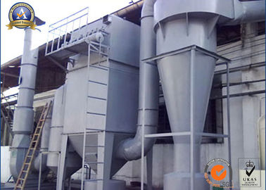 China Bag Filter Dust Extraction Systems For Industrial Asphalt Mixing / Mining / Crushing distributor