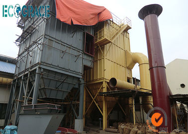 China Industrial Filter Dust Extraction Systems For Drying , Bag Filter Systems distributor