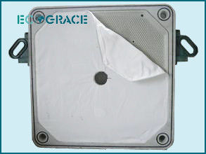 China ECOGRACE  Fabric Filter Press Cloth PP / PE sludge Dewatering Micron Water Filtation distributor