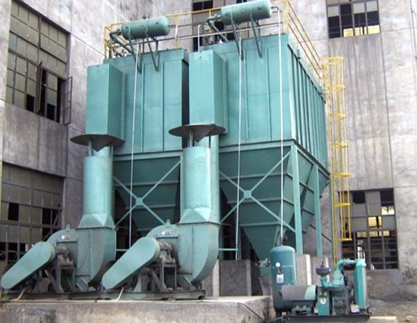 Dust Extraction Fabric Air Filter Baghouse Dust Collector Machine